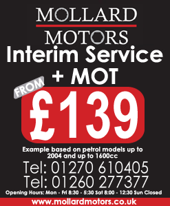 INTERIM SERVICE & MOT FROM £99